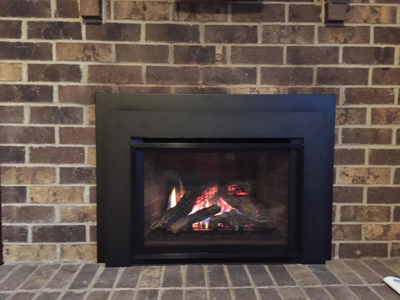 MN Gas Fireplace Insert | Twin City Fireplace